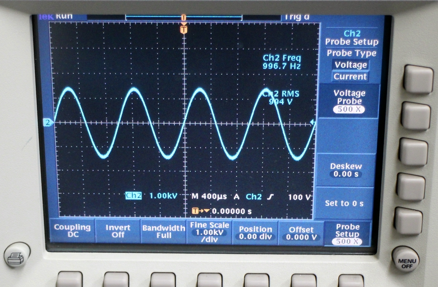 Details about Tektronix P5200 High Voltage Differential Probe